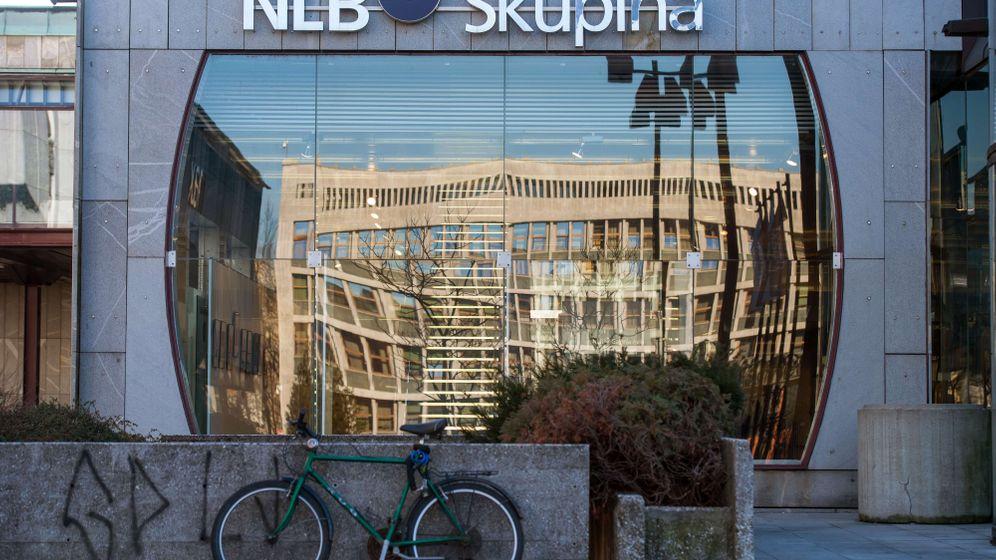 Photo Gallery: A Financial Headache in Ljubljana