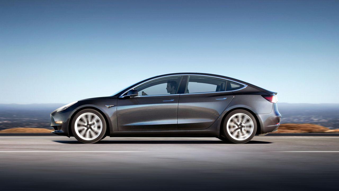 Tesla Model 3 floppt - Auto für 35.000 Dollar aus ...
