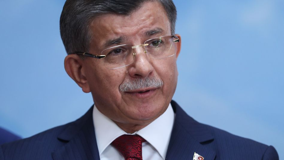 """Ahmet Davutoglu: """"Historische Verantwortung"""""""