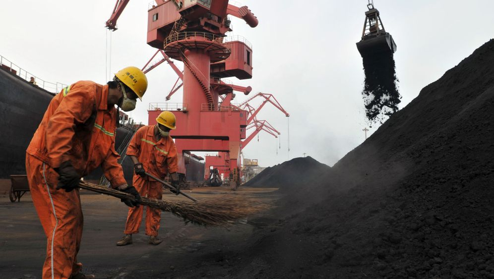 Eisen, Kohle, Stahl: Rohstoffe aus China