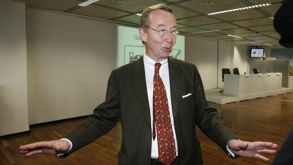 Karstadt-Insolvenzverwalter Görg: Alles hängt von den Investor-Verhandlungen ab