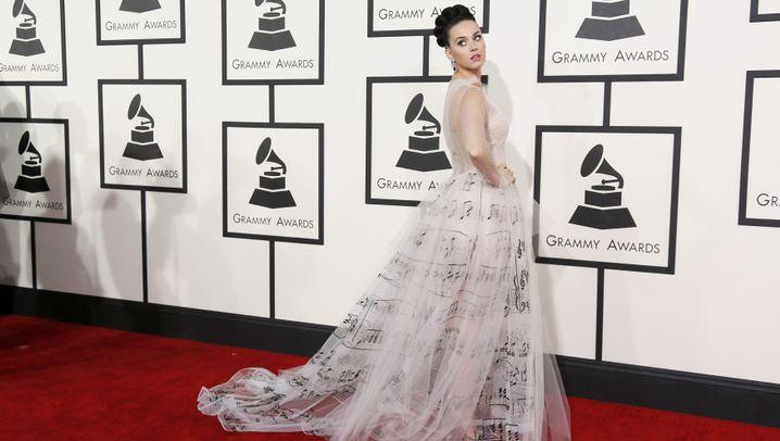Grammys 2014: Vornehme Marshmallowblässe