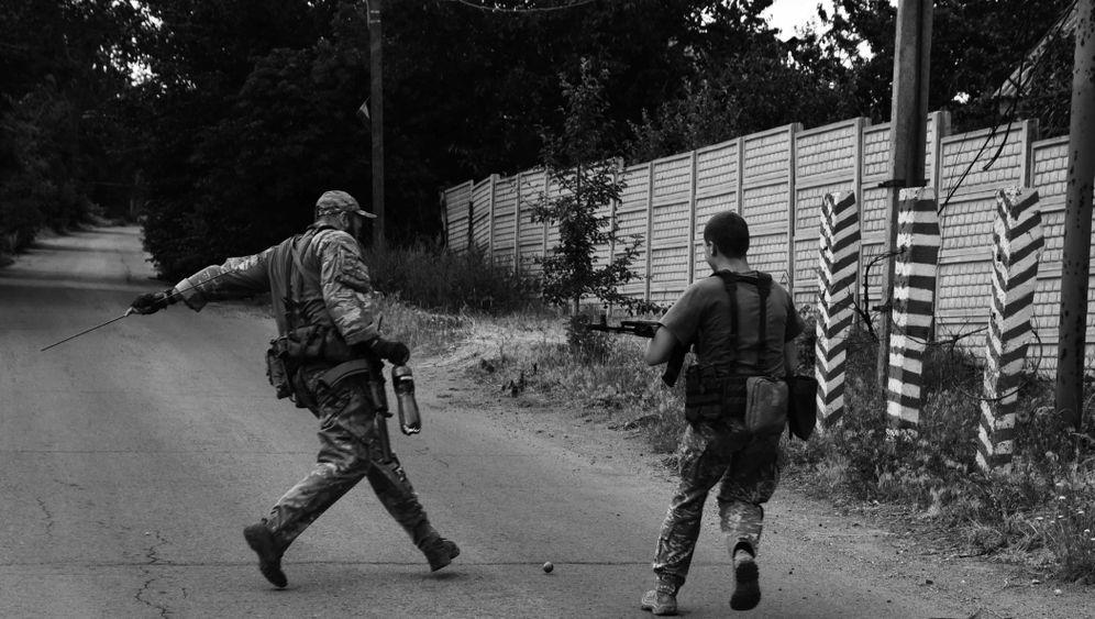 Ostukraine: Wenn WM ist in Awdijiwka