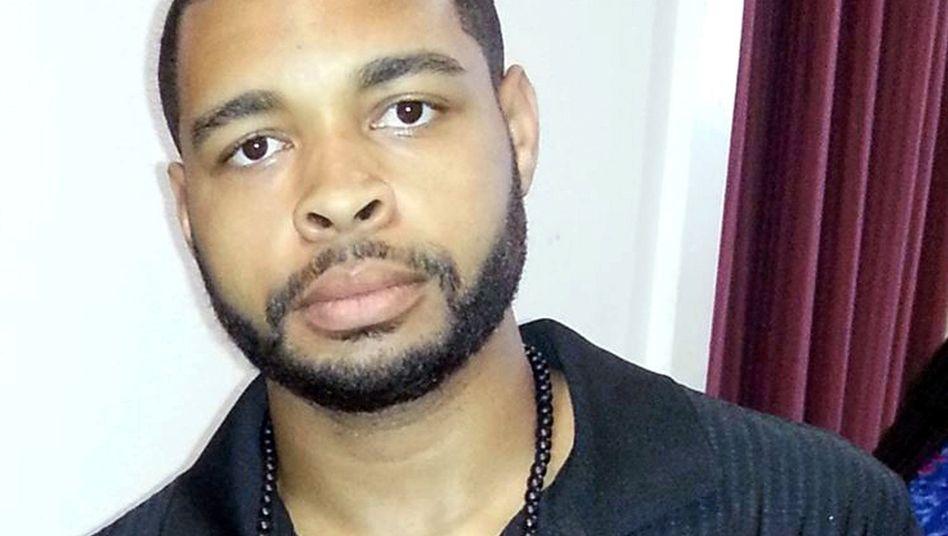 Todesschütze Micah Johnson