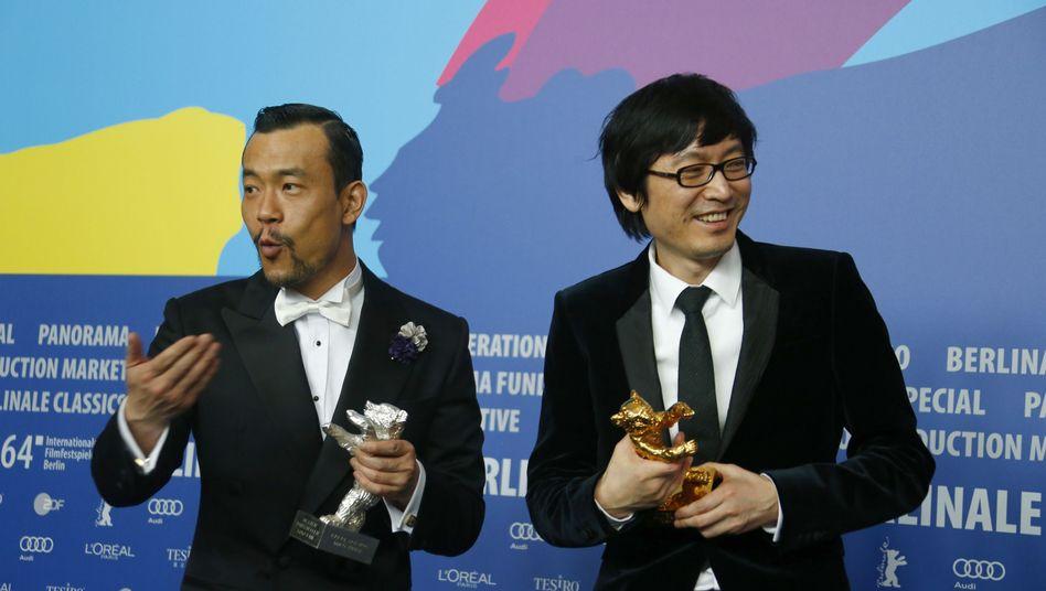 Berlinale-Triumph: China glänzt mit Gold und Silber