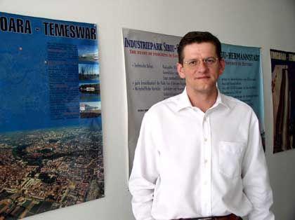 George Cristodorescu: Deutsche Investoren zu zögerlich