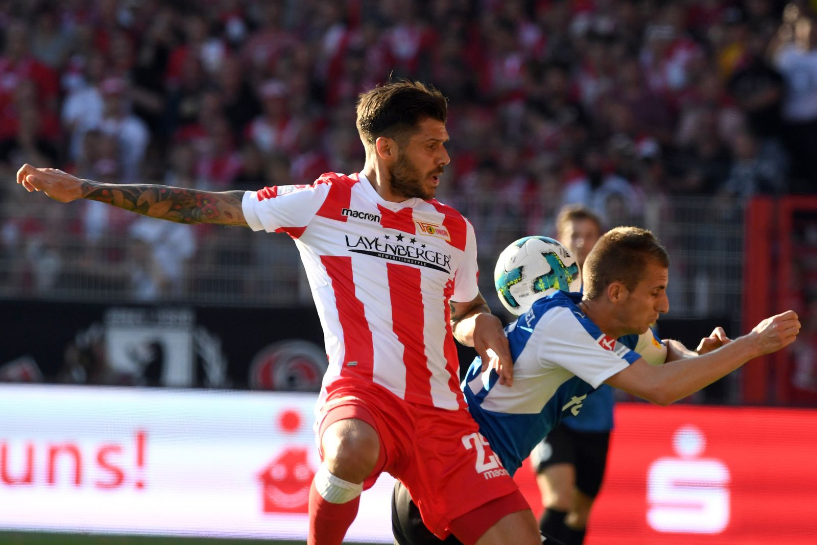1. FC Union Berlin - Holstein Kiel