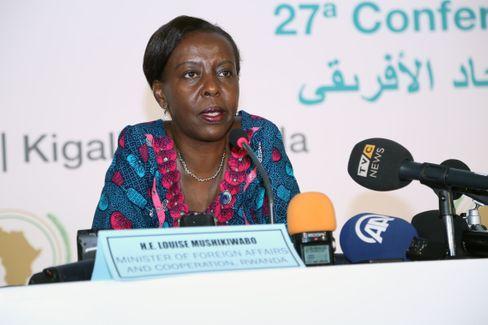 Louise Mushikiwabo ist Generalsekretärin der Internationalen Organisation der Frankophonie.