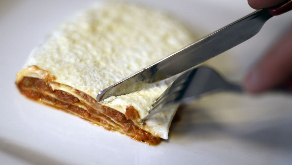 Tiefkühlprodukte: Pferdefleisch in Lasagne von Real gefunden