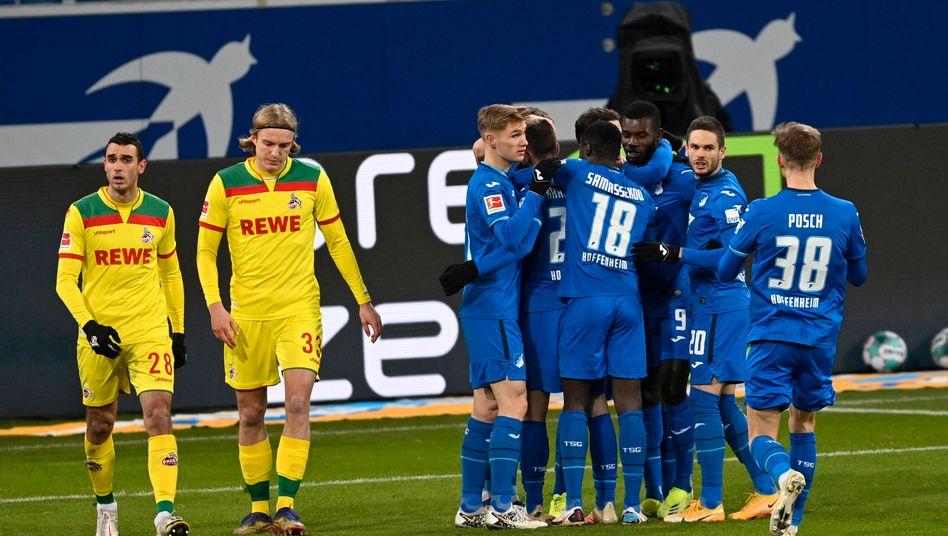 Ungewohnte Trikots, gewohntes Resultat: Köln verliert in Hoffenheim
