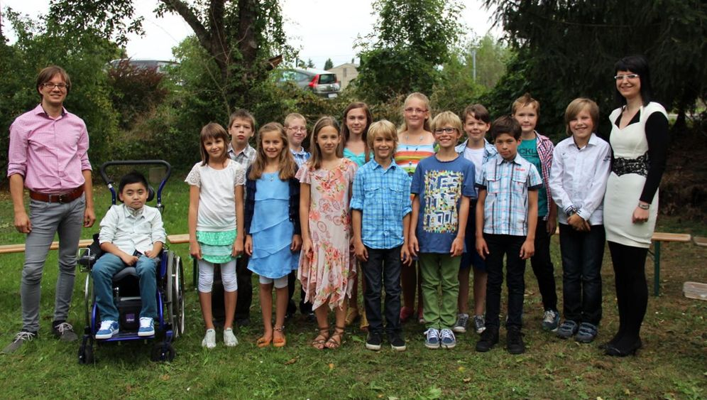 Privatschule im sächsischen Riesa: Klein, familiär, vertraut