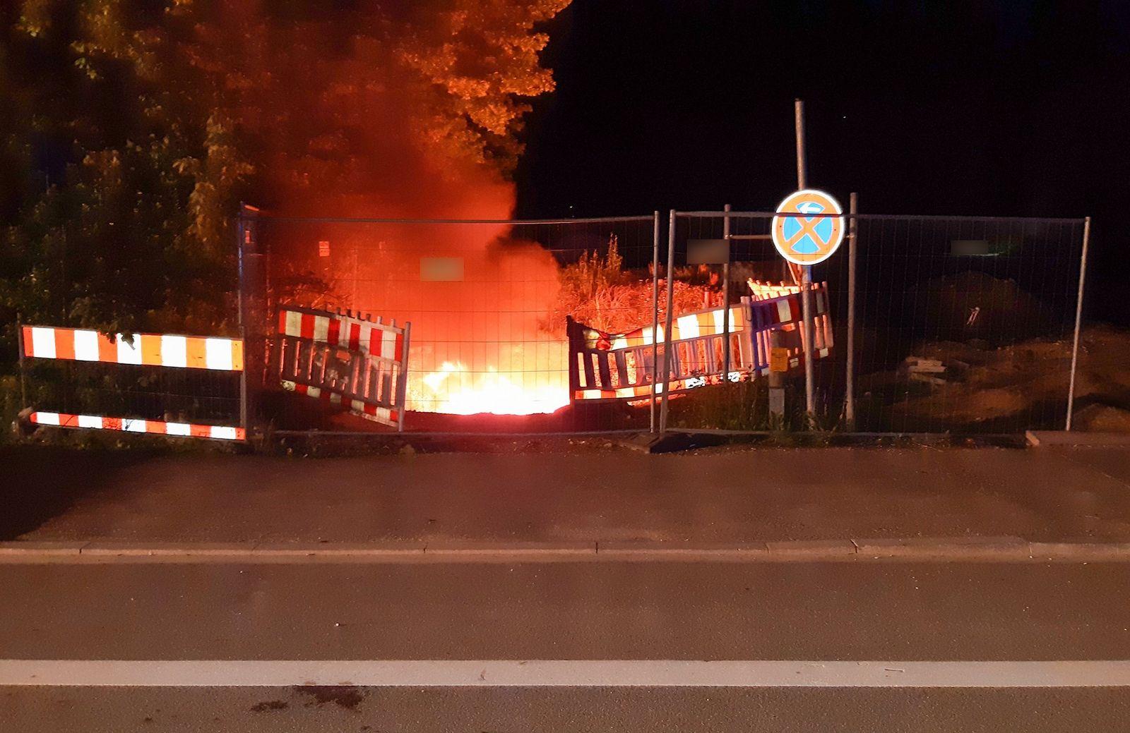 Kabelbrand - 20 000 Haushalte in München ohne Strom