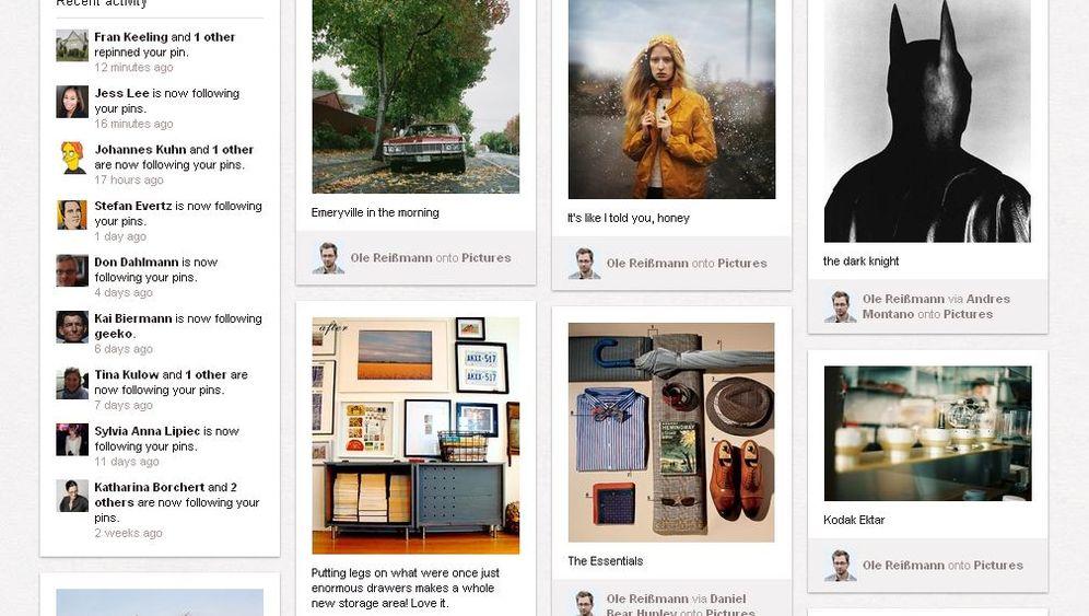 Pinterest: Seht nur all die schönen Dinge