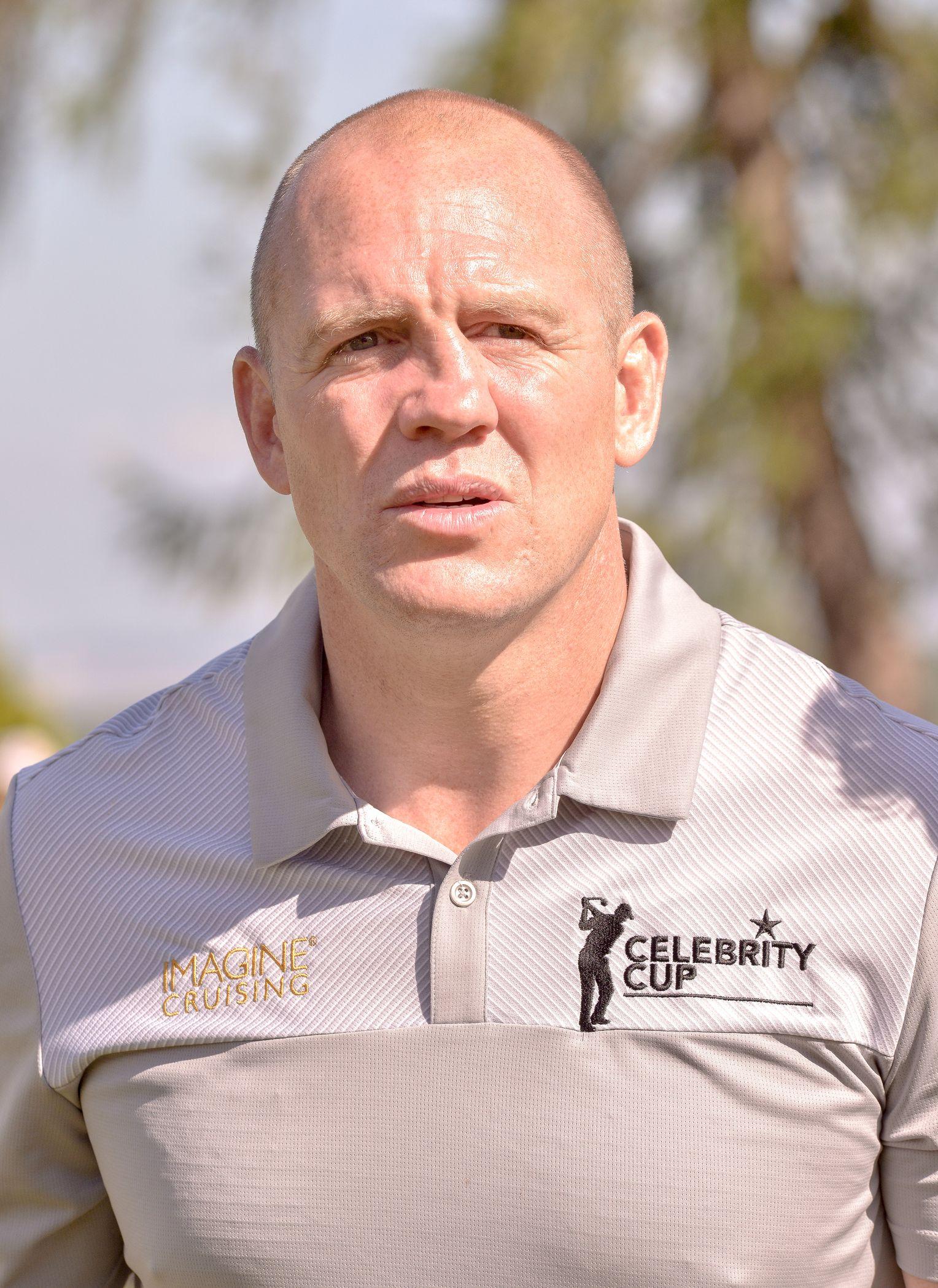 Mike Tindall: Ex-Rugby-Star zeigt sich mit neuer Nase - DER SPIEGEL
