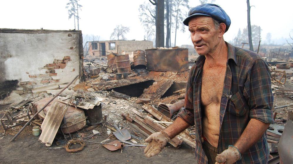 """Russland: """"Gebt das Dorf nicht auf"""""""