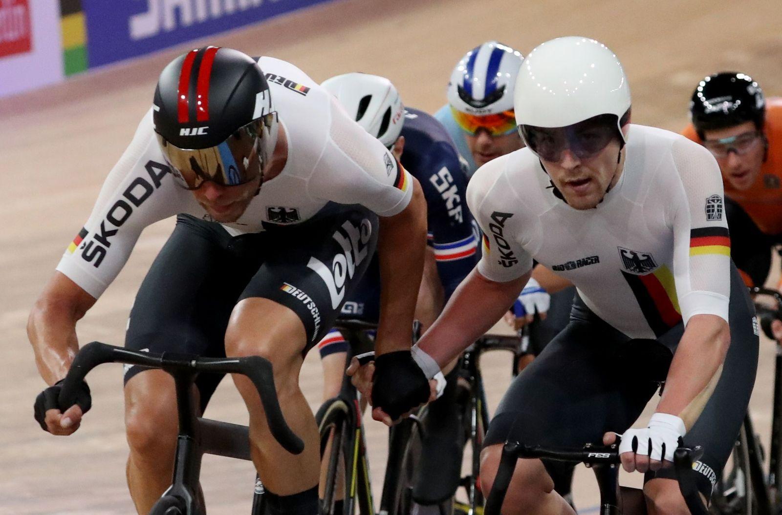 UCI Track Cycling World Championships, Berlin, Germany - 01 Mar 2020