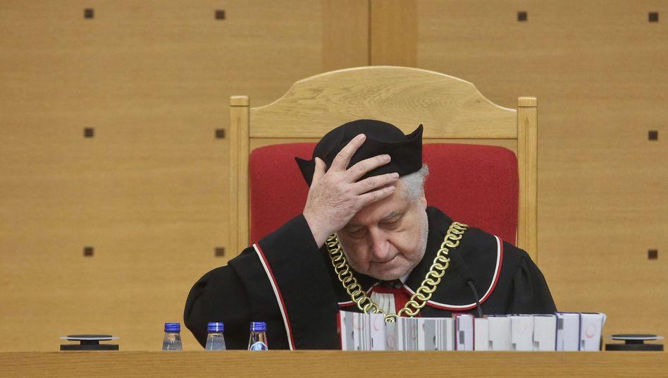 Polnischer Verfassungsrichter