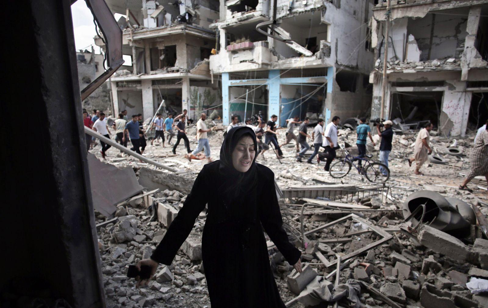 Amnesty/Israel/Gaza