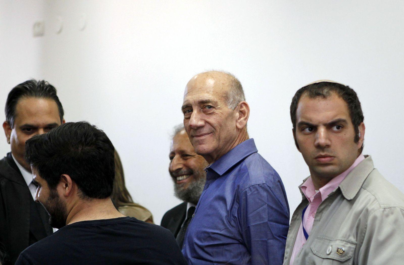 Olmert/ Prozess
