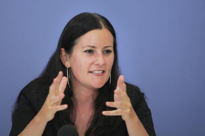 War mal Trotzkistin aus Leidenschaft: Janine Wissler