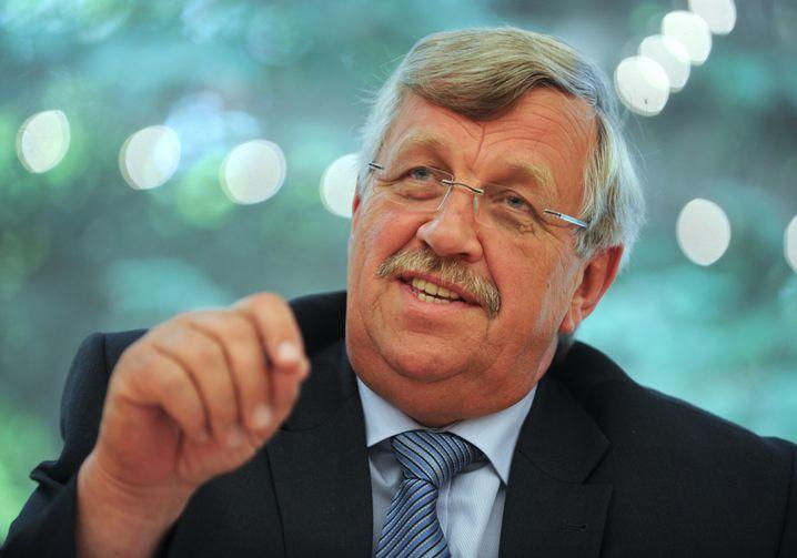 Walter Lübcke im Jahr 2012