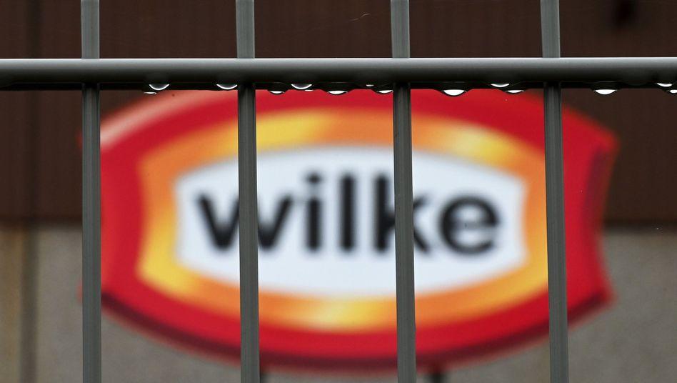 Wursthersteller Wilke in Hessen
