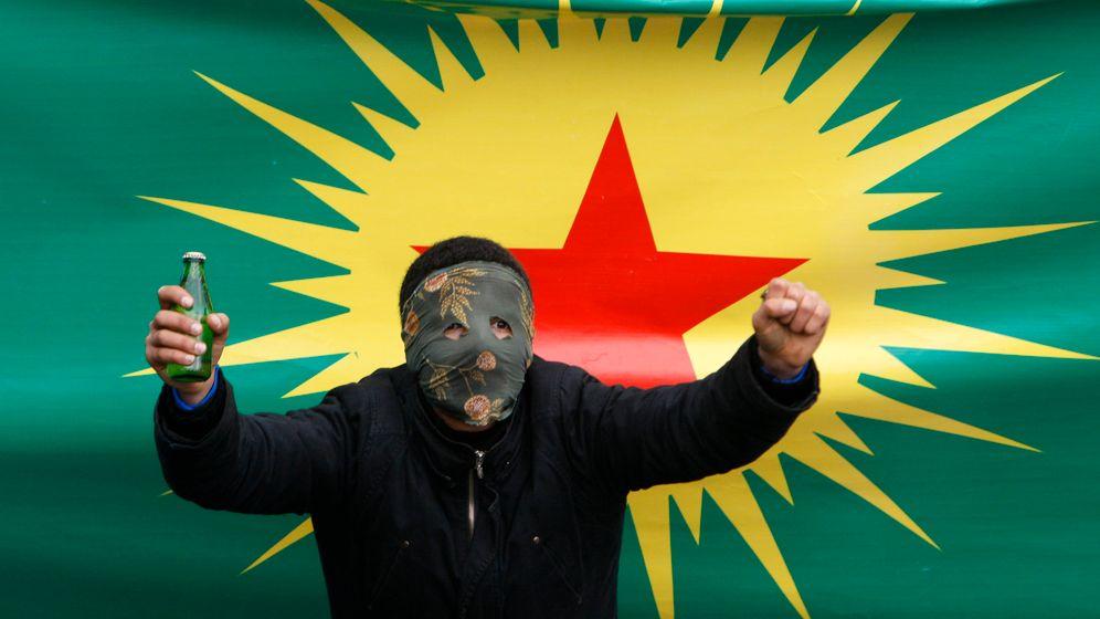 Türkei: Kurden-Proteste nach Kandidaten-Bann