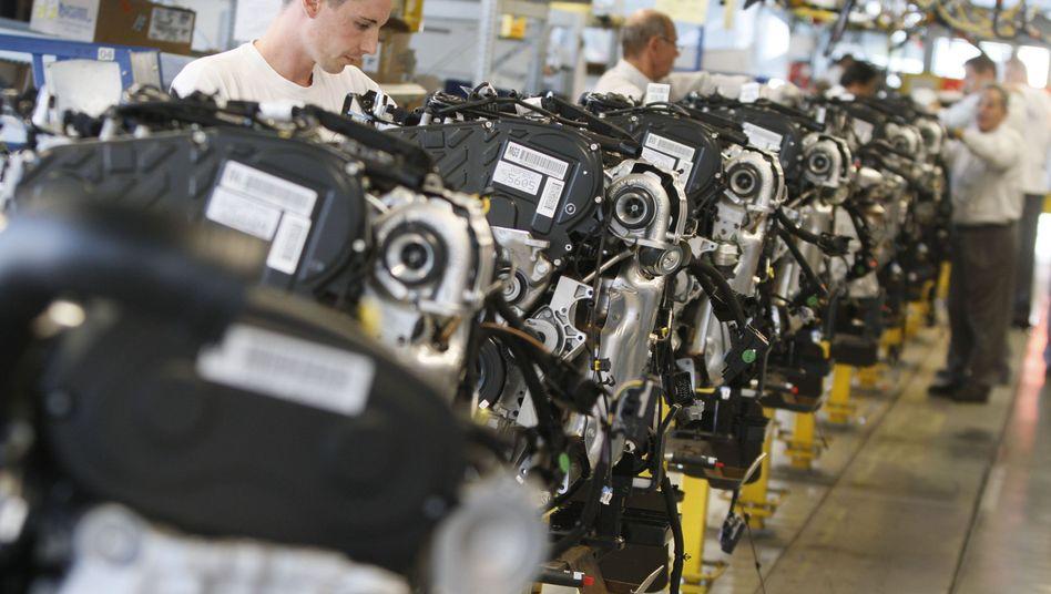 Opel-Motoren in Rüsselsheim: Strukturwandel durch Krise beschleunigt