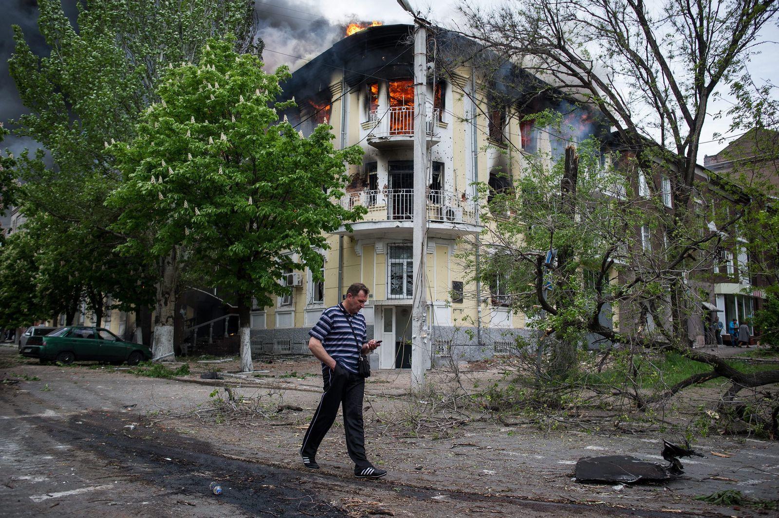 Ukraine / Mariupol