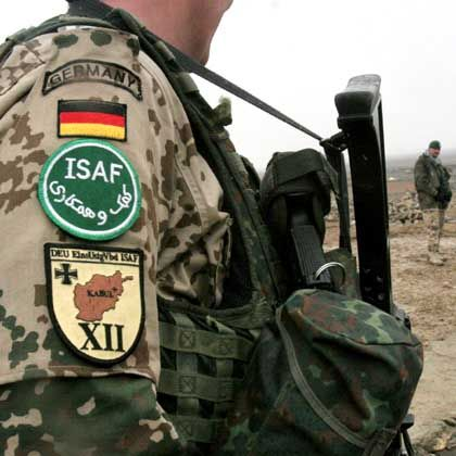 A German soldier in Afghanistan: The mission is getting more dangerous by the day.