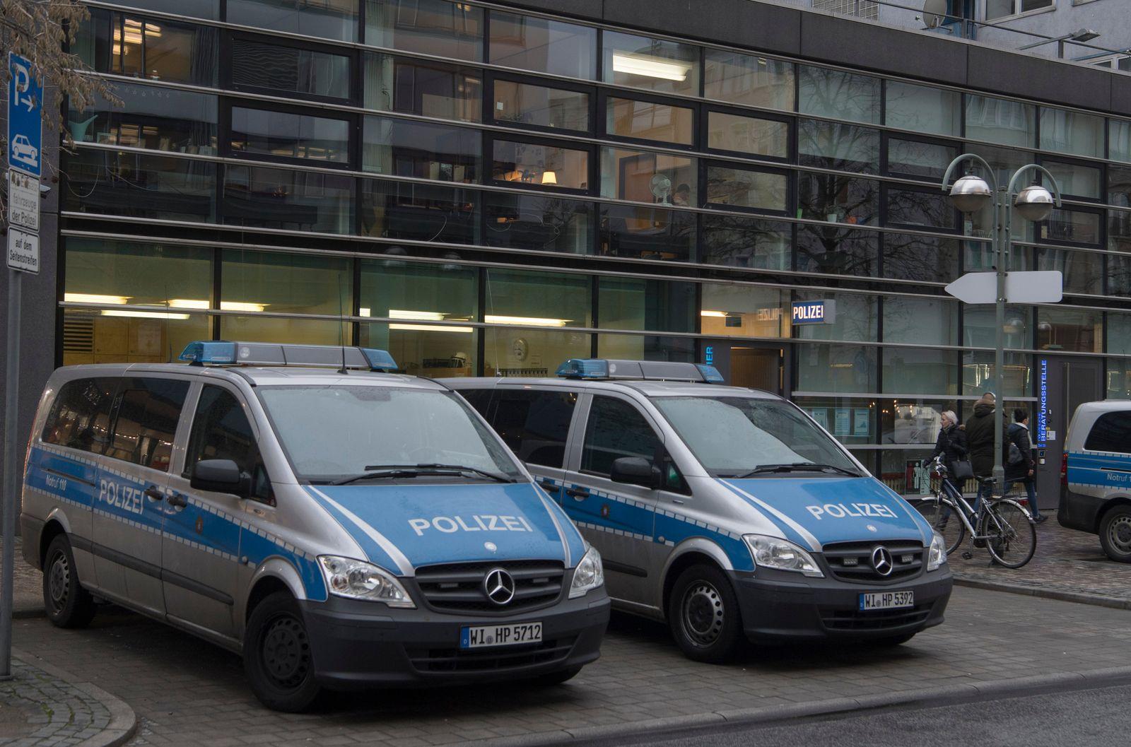Polizei / Frankfurt