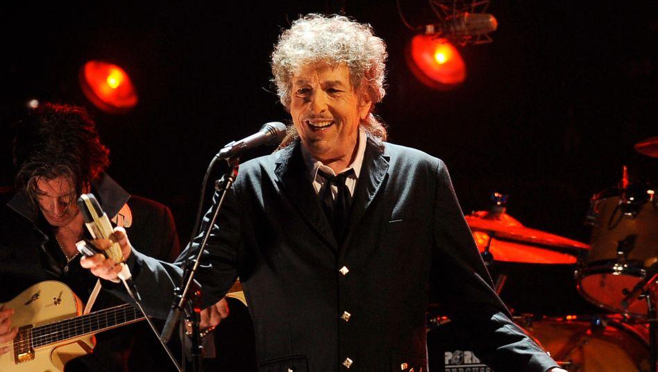 Musiker Bob Dylan (2012)