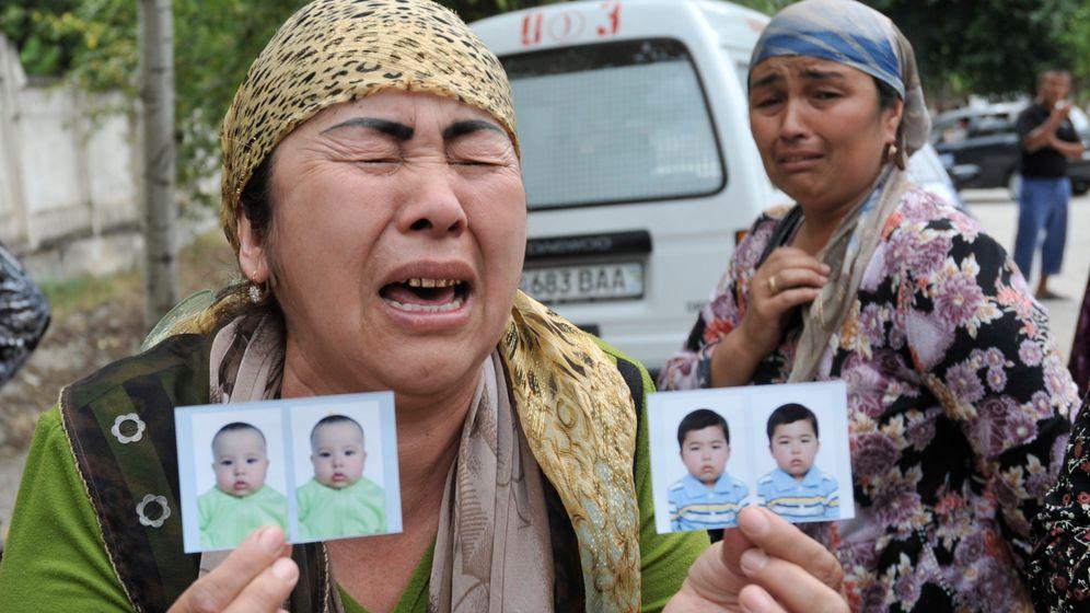 Kirgisien: Angst vor dem Bürgerkrieg