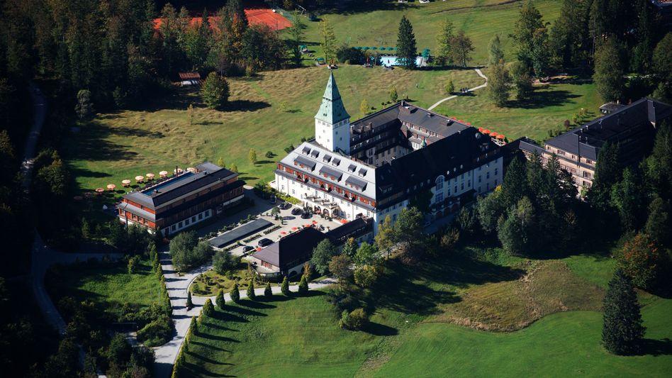 G7-Tagungsort Schloss Elmau: Schicksalhafte Verantwortung