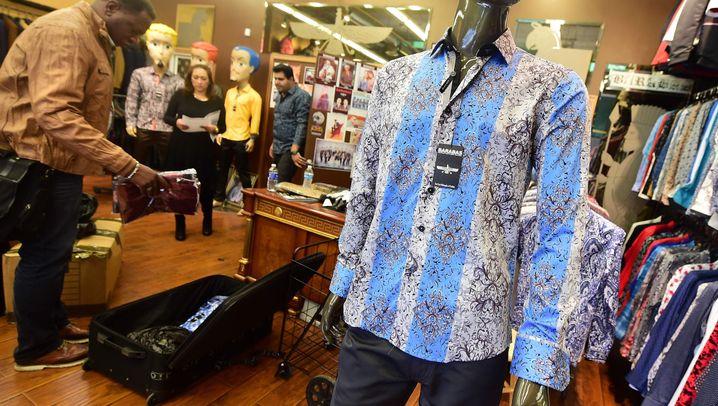 """El Chapos"" Hemd: Glücksfall für ein Modelabel"