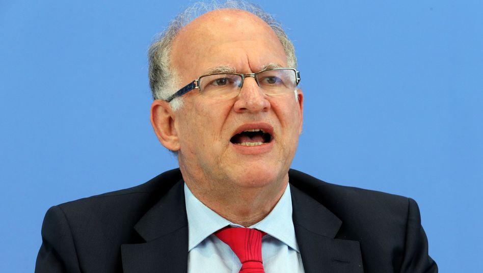 Peter Schaar: Ein einmaliger Vorgang!