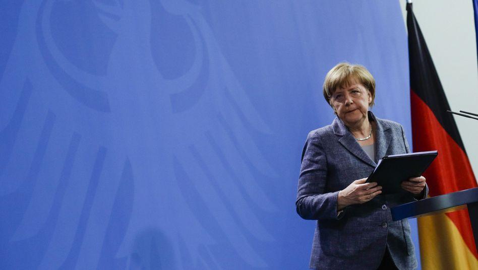 Angela Merkel zum Fall Böhmermann
