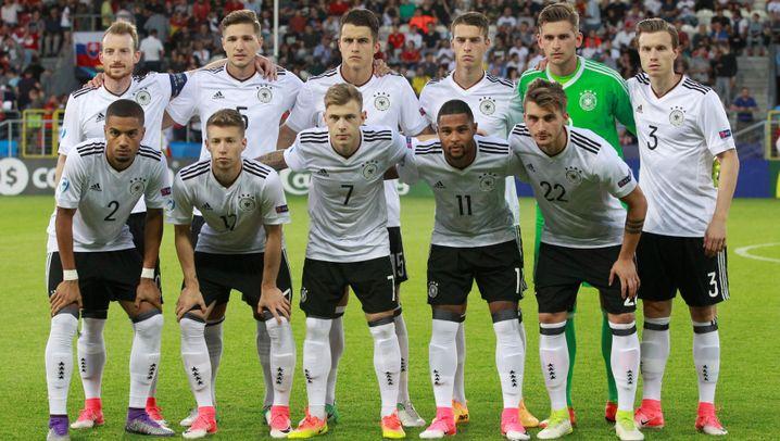 Deutschland gegen Spanien: Deutschlands U21 krönt sich mit EM-Titel