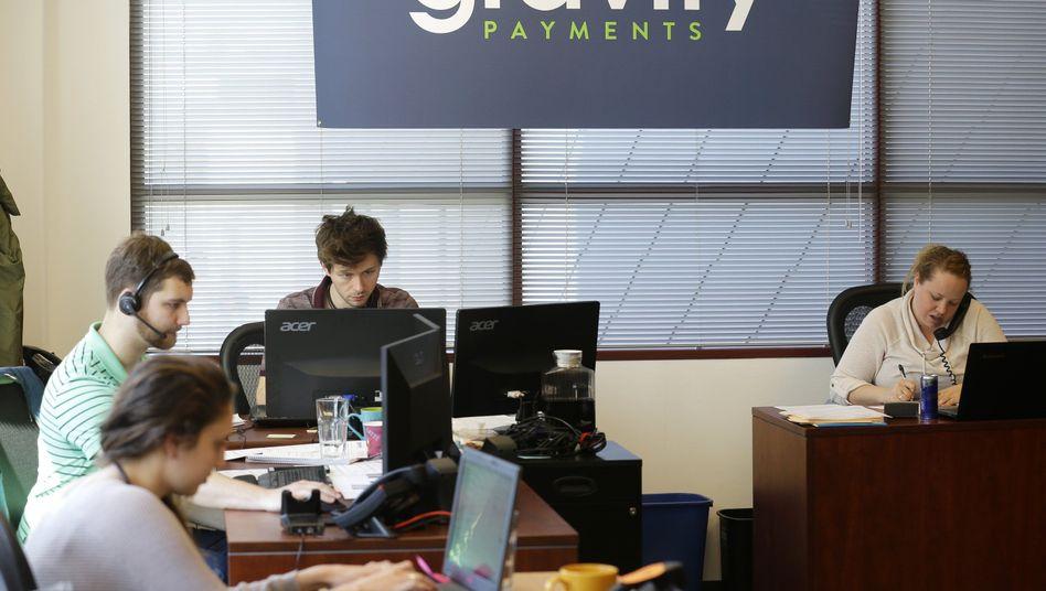 Mitarbeiter bei Gravity Payments: Künftig Mindestlohn von 70.000 Dollar