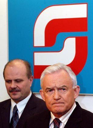 Leszek Miller: Regierungschef auf Abruf