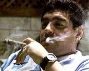 Diego Maradona: Göttlicher Fußballer mit eigener Kirche
