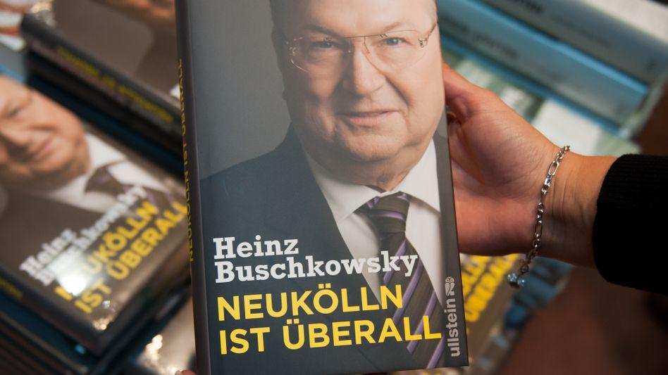 """Buschkowsky-Bestseller """"Neukölln ist überall"""": """"Eine Frage von Fleiß und Disziplin"""""""