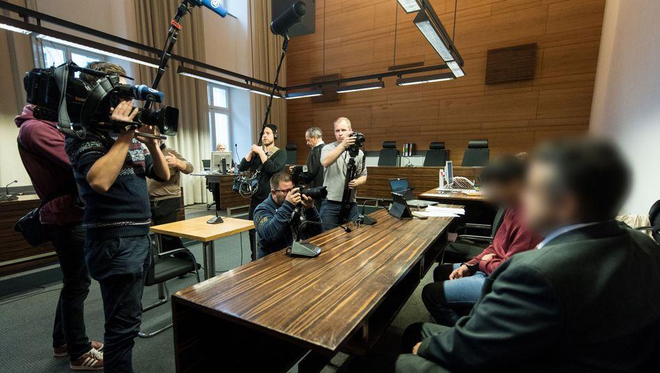 Prozess gegen Hussein K. im Landgericht Freiburg