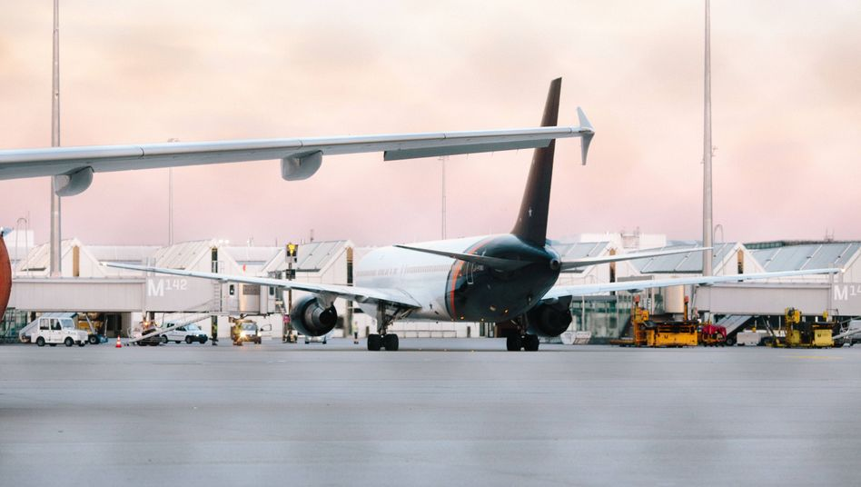 Sammelabschiebung vom Flughafen München nach Afghanistan