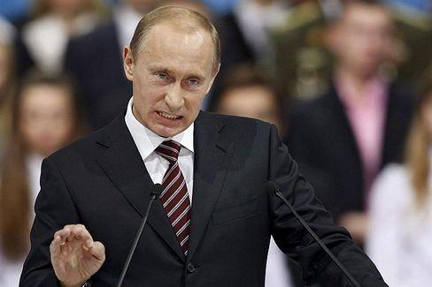 Russlands Premier Putin: Niemandem etwas aufzwingen