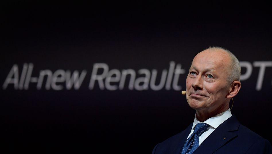 Thierry Bolloré wird als Renault-Chef abgelöst