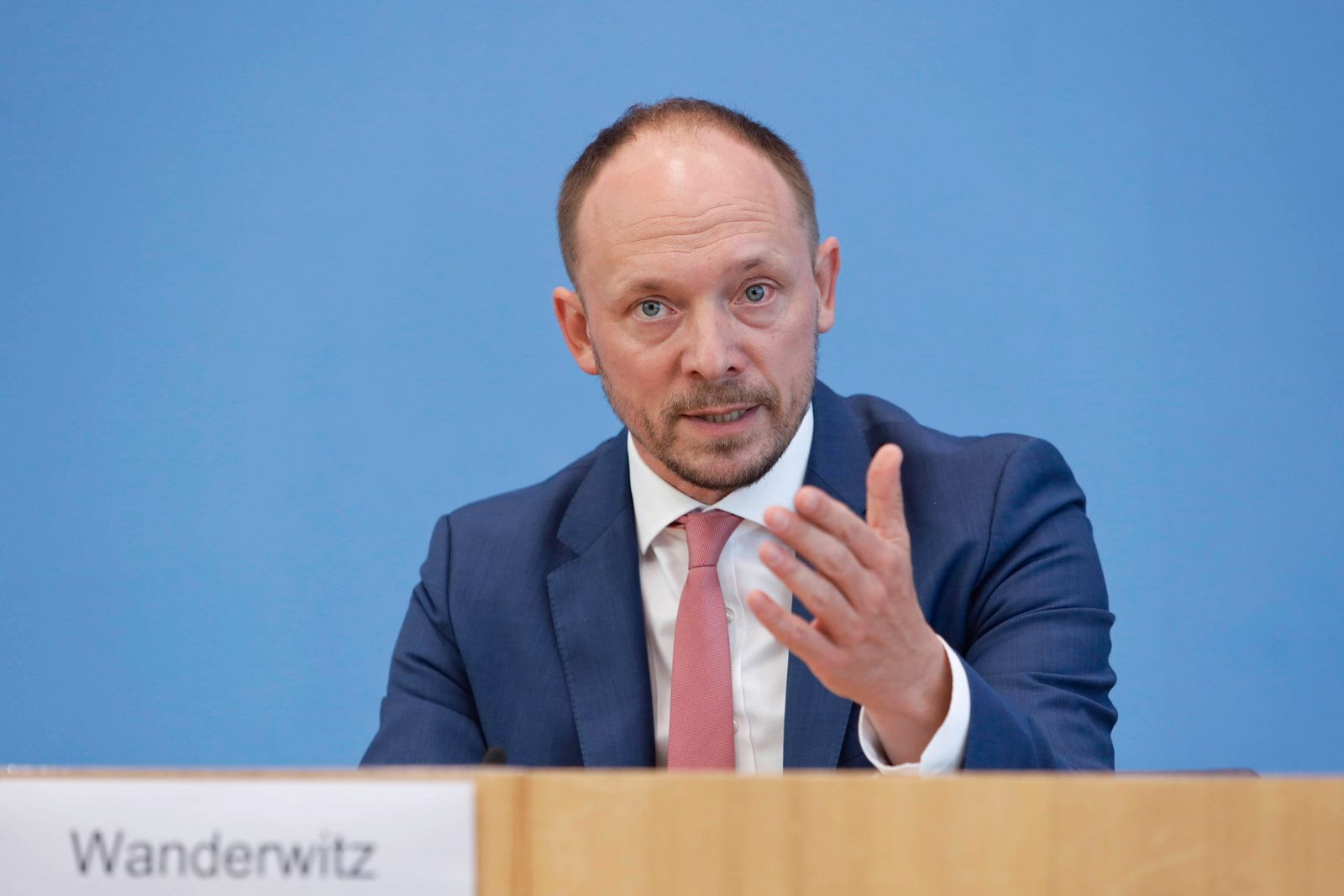 16.09.2020, Berlin, Deutschland - Pressekonferenz: Vorstellung des Jahresberichts zum Stand der deutschen Einheit. Foto