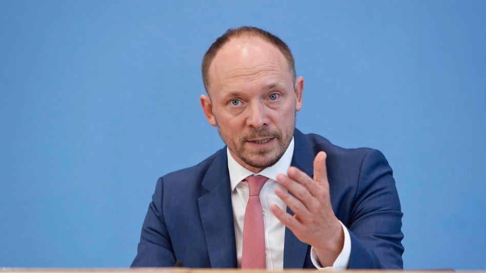 Marco Wanderwitz (CDU), Beauftragter der Bundesregierung für die neuen Bundesländer (Archiv)