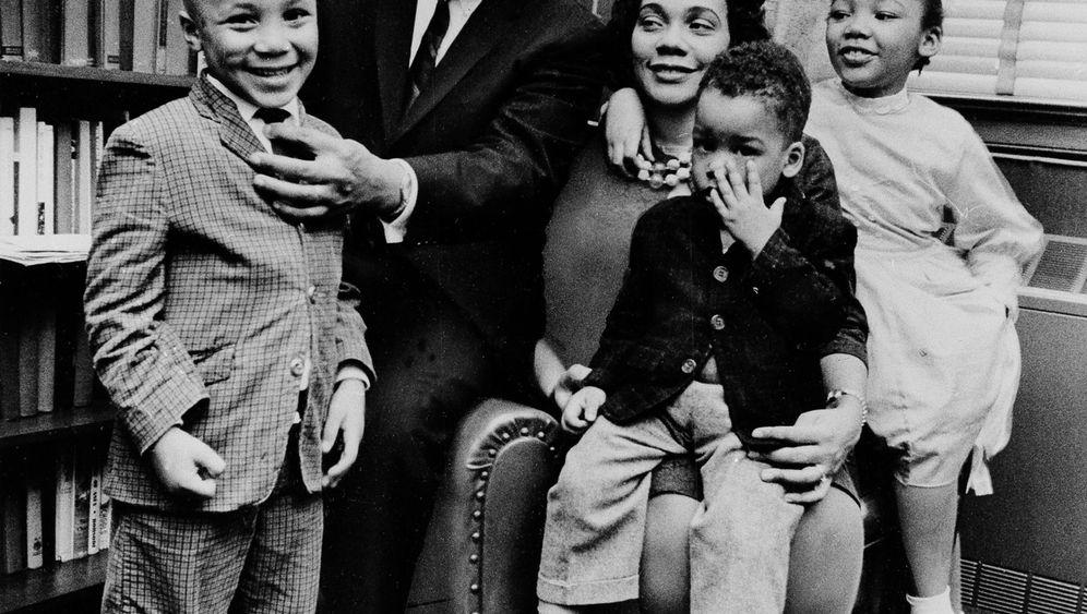 Streit um Martin-Luther-King-Rede: Die Gedanken sind unfrei