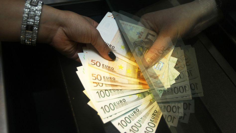 Geldscheine: Der Wert liegt nicht im Papier